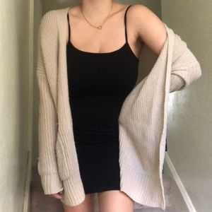 Knitted Charlotte Russe Cardigan